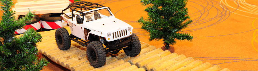 Modele terenowe off-road Trial
